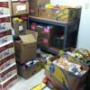 MACC Charities Food Pantry - After Food Drive