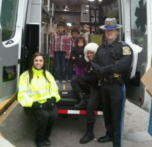 State Police Toy Drive: Gallery 2 – Newington