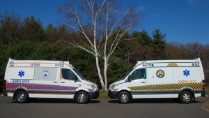 Aetna Ambulance Service, Inc. - Ambulance Service of Manchester, LLC.