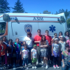 East Hartford Scouts Family Day - Ambulance Service of Manchester, LLC.