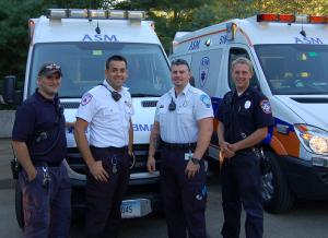 Florida Georgia Line - Ambulance Service of Manchester, LLC.