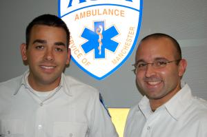 Ambulance Service of Manchester, LLC -- Matt Traber