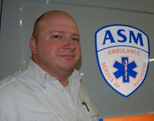 Mike Levasseur - Ambulance Service of Manchester, LLC.