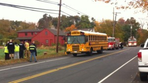 ASM Responds: Crash involving school bus reported in East Hartford