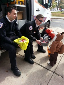 Halloween Happenings - Ambulance Service of Manchester, LLC.