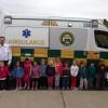 Aetna's Preston Ryzak Visits Cherry Brook Primary School