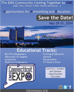 Connecticut EMS Expo: Save the Date