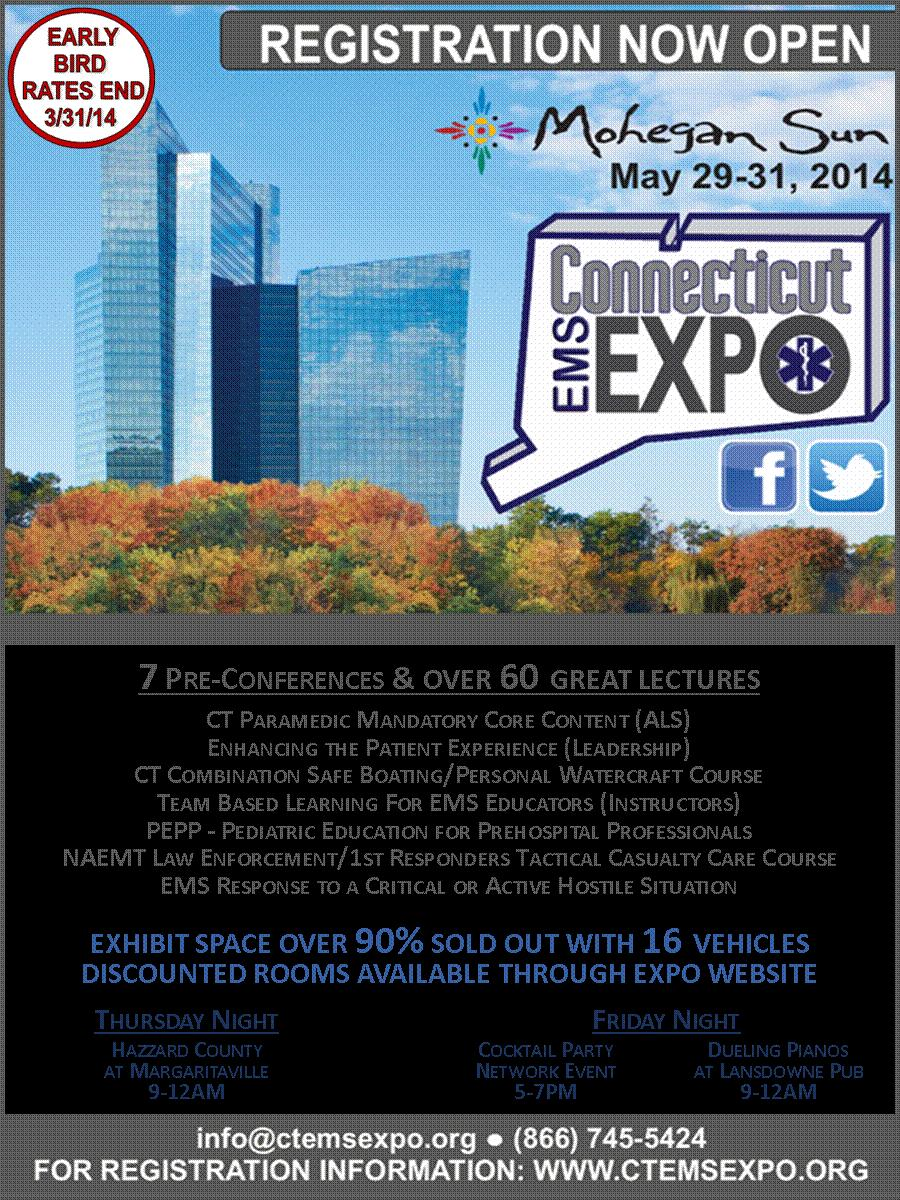 Connecticut EMS Expo