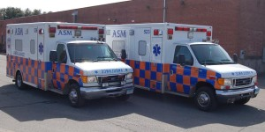 ASM Adds Second Type III Bariatric Ambulance