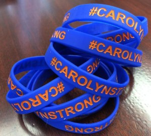 #CarolynStrong Bracelets Now Available