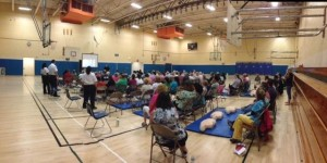CPR & AED Awareness Week Training a Success