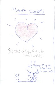 Thank You Letters from Bowers Elementary Career Day