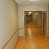Main hallway, formerly paperclip hallway
