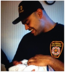How to Send Love and Well Wishes to Jason Martinez, Hartford Fire Department