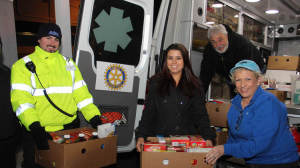 "Regional Food Drive – Another ""Excellent"" Year"