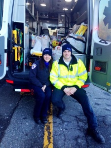 Stuff-a-Truck in South Windsor a Success