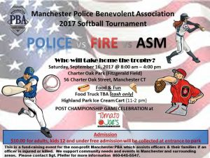 Come Cheer on ASM in 2017 Softball Tournament!
