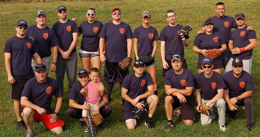 ASM Participates in Annual Charity Softball Tournament!