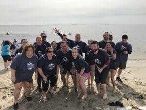 Team ASM-Aetna Participates in 2019 CT Brain Freeze!