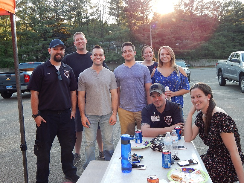 ASM EMS WEEK BBQ & EXPO GOLF