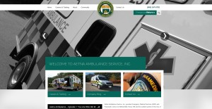 Aetna Ambulance website