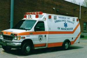 Historical Photos: Ambulance Service of Manchester #16