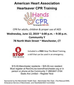 Community Education & Training from ASM and Manchester Fire