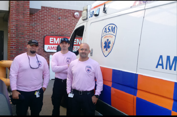 ASM & Aetna Join the Fight Against Breast Cancer!