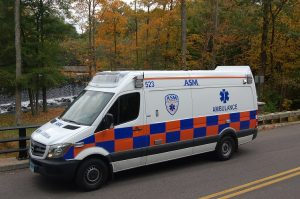Mercedes Bariatric Ambulances Arrive for Duty at Aetna and ASM