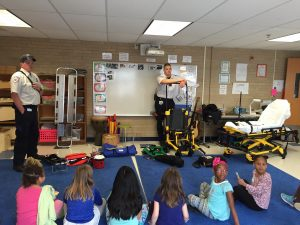 ASM at Bowers Elementary School's 3rd Annual Career Day