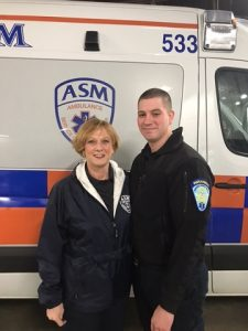 Cleared for Independent Dispatch: ASM's Cody Lemire Completes Precepting Phase
