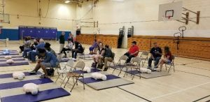 ASM Teaches CPR to Local Residents