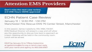 Upcoming ECHN Case Review!