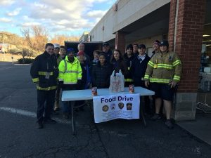 9th Annual Emergency of Hunger Food Drive Results!