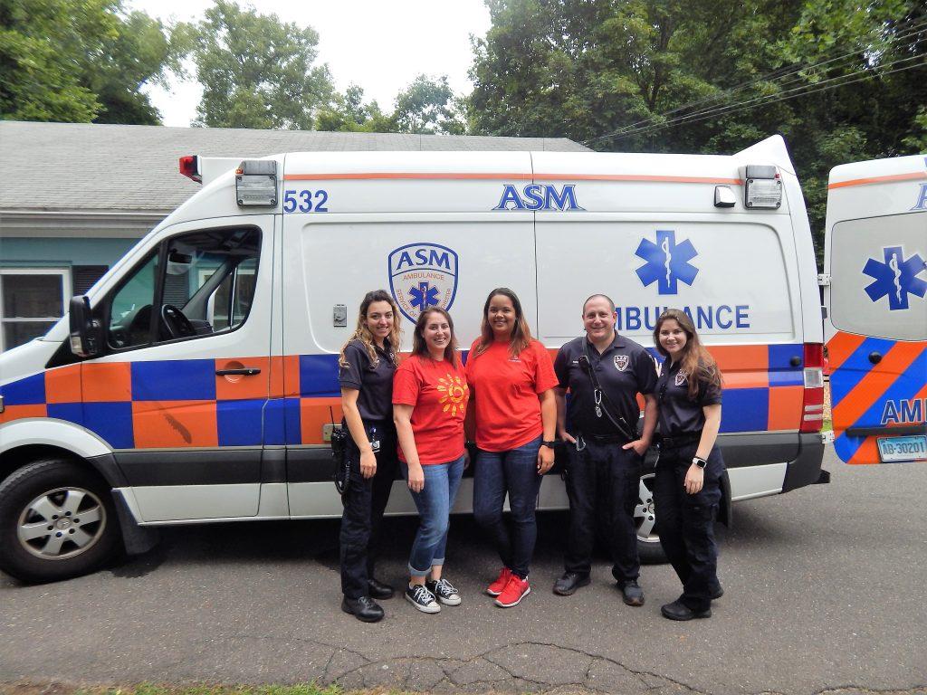ASM Visits KinderCare in Glastonbury