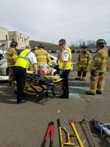 "Aetna Assists at ""Fire Ops 101 Day"""