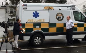 Aetna Appears in Local News!