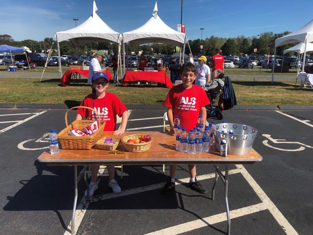 Team ASM-Aetna at Greater Hartford Walk to Defeat ALS