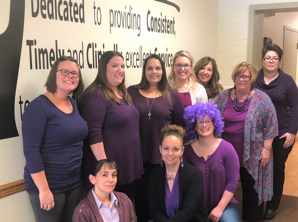 Team ASM-Aetna Supports World Pancreatic Cancer Day