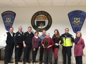 Aetna Receives Trust Annual Award of Excellence