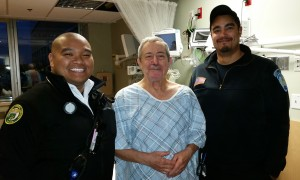 Artist Sends Aetna a Picture with his Two 'Top Guns'