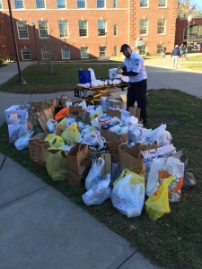 Little Road Race Food Drive C
