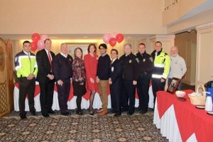 Love our First Responders Event in Manchester