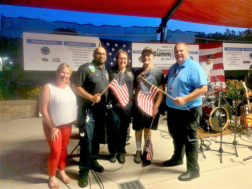 ASM Supports MARC Summer Concert Series