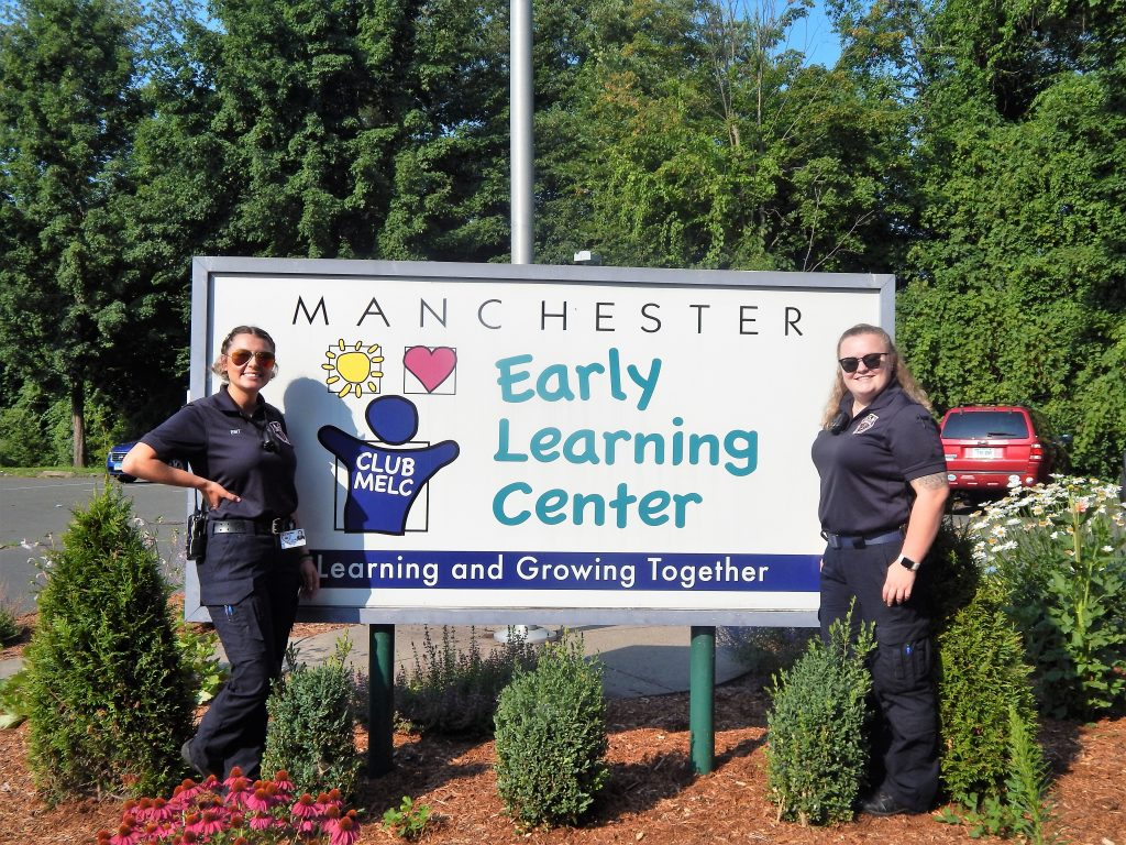 ASM Visits Manchester Early Learning Center