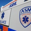Mercedes Sprinter Ambulance ASM F