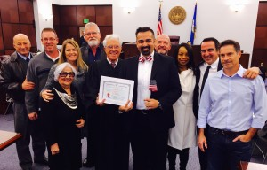ASM's Mikhail Khan Becomes a Citizen of the United States