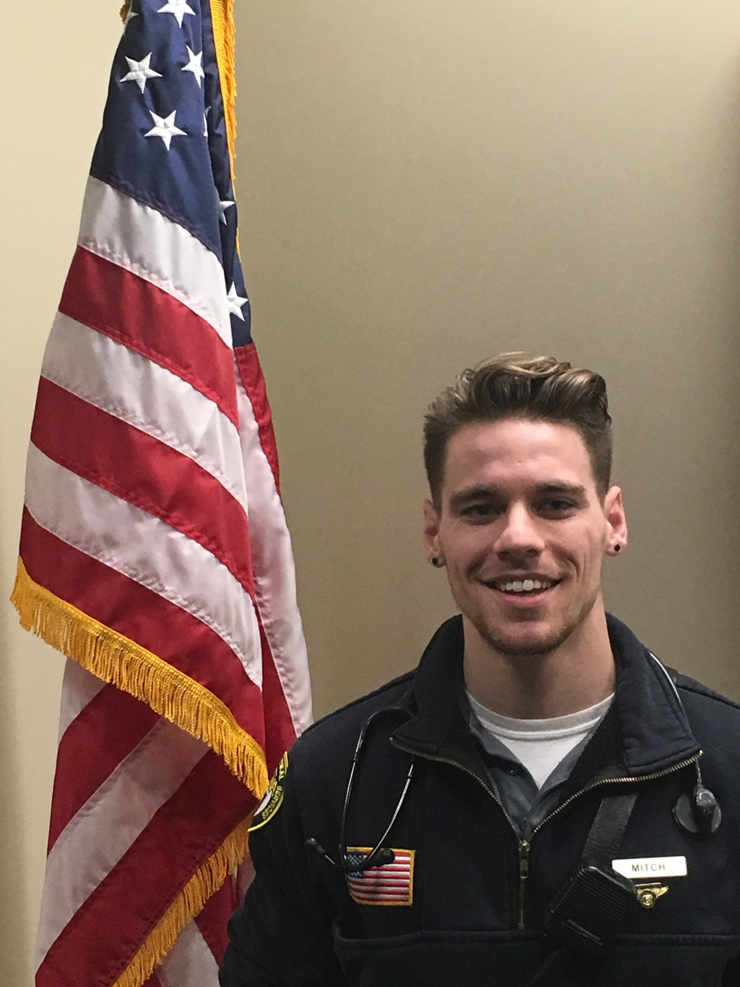 Flight paramedic certification asm aetna blog paramedic and preceptor mitch karr has recently joined a prestigious group of critical care providers by obtaining his flight paramedic certification 1betcityfo Images