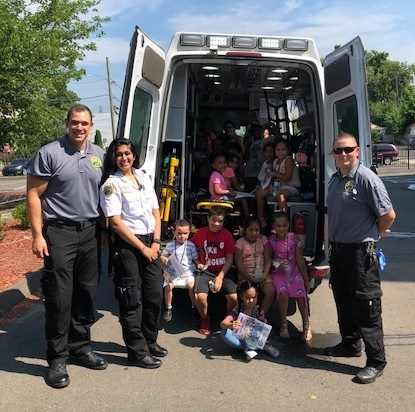 Aetna Participates in Community Event