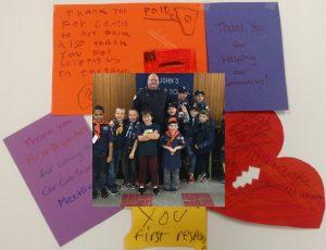 ASM's Mike Levasseur Visits Cub Scout Troop 223